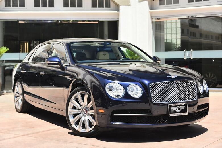 2016 Bentley Flying Spur V8  Beverly Hills CA