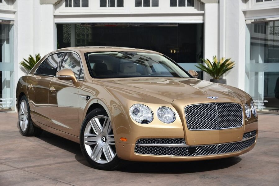 2016_Bentley_Flying Spur W12__ Beverly Hills CA