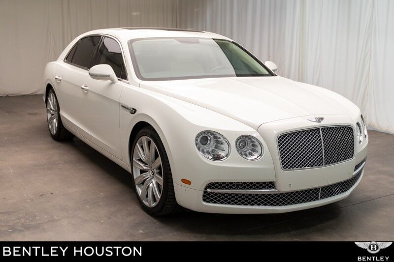 2016 Bentley Flying Spur W12 Houston TX