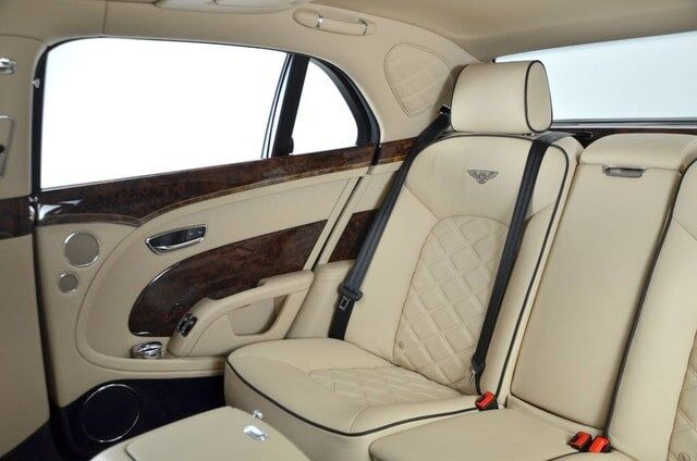 2016 Bentley Mulsanne Mulliner Driving Specification St. Louis MO