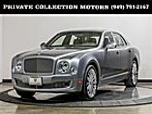 2016 Bentley Mulsanne Mulliner MSRP $381,704 Costa Mesa CA