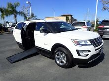 2016_BraunAbility Ford_Explorer MXV_XLT w/ Power Ramp_ Anaheim CA