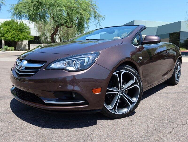 2016 Buick Cascada Premium Convertible Scottsdale AZ