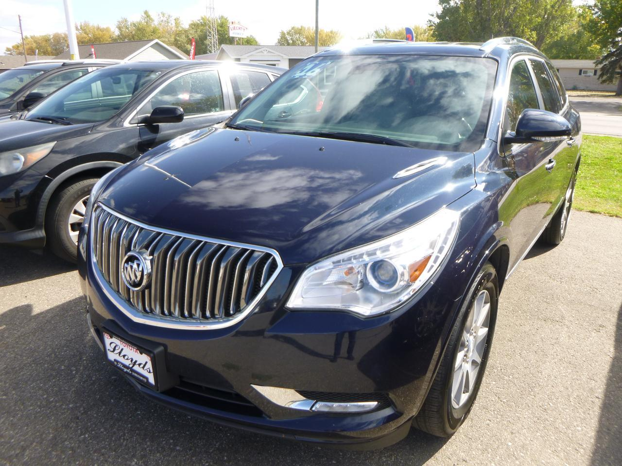 2016 Buick Enclave AWD 4dr Leather Jamestown ND