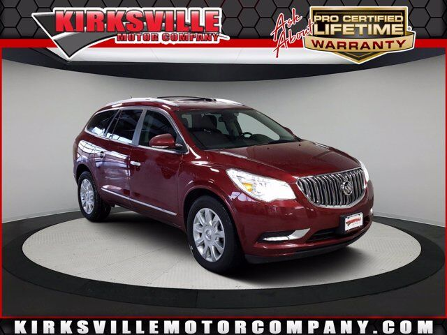 2016 Buick Enclave AWD 4dr Premium Kirksville MO