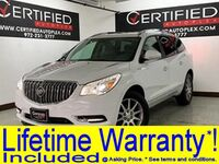 Buick Enclave CONVENIENCE PKG 2ND ROW CAPTAIN CHAIRS REAR CAMERA REAR PARKING AID 3RD ROW 2016