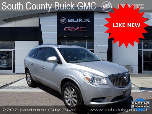 2016 Buick Enclave Convenience Group San Diego County CA