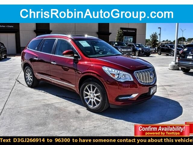 2016 Buick Enclave FWD 4DR LEATHER Odessa TX