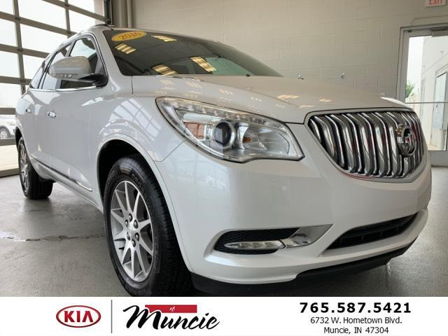 2016 Buick Enclave FWD 4dr Leather Muncie IN