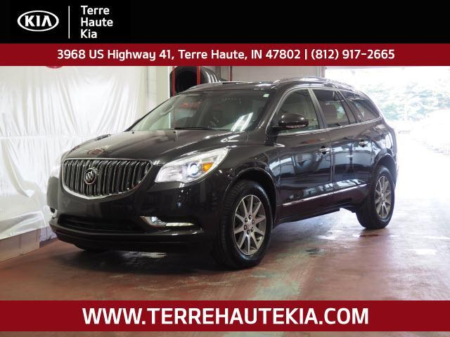 2016 Buick Enclave FWD 4dr Leather Terre Haute IN
