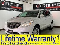 Buick Enclave LEATHER GROUP NAVIGATION SUNROOF 2ND ROW CAPTAIN SEATS REAR CAME 2016
