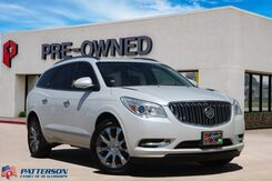 2016_Buick_Enclave_Leather_ Wichita Falls TX