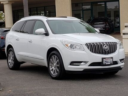 2016_Buick_Enclave_Leather_ Carlsbad CA