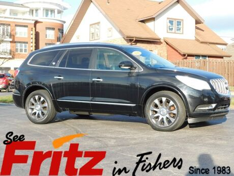2016 Buick Enclave Leather Fishers IN