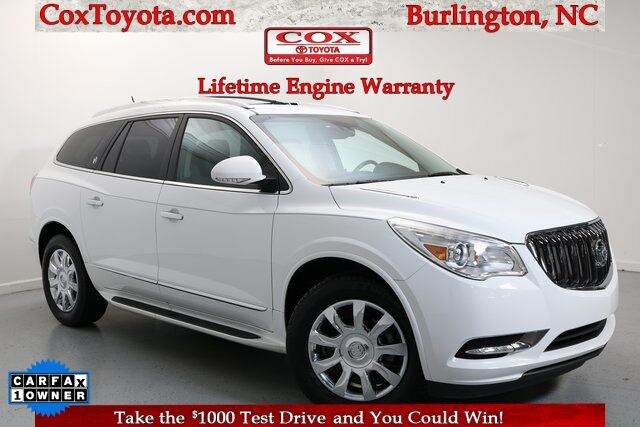 2016 Buick Enclave Leather Group Burlington NC