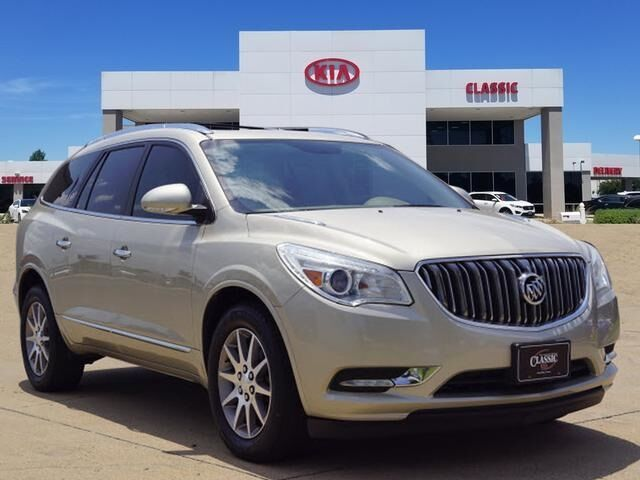 2016 Buick Enclave Leather Group Carrollton TX