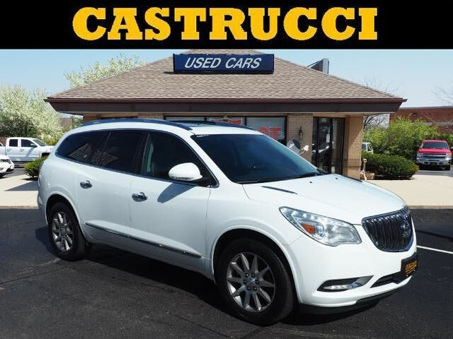 2016 Buick Enclave Leather Group Dayton OH