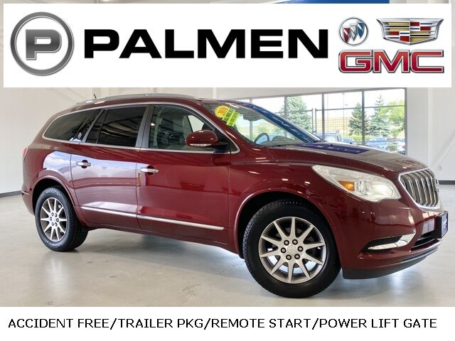 2016 Buick Enclave Leather Group Racine WI