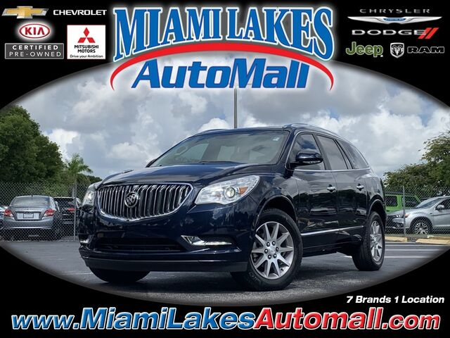 2016 Buick Enclave Leather Group Miami Lakes FL