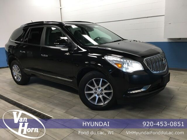 2016 Buick Enclave Leather Group Plymouth WI
