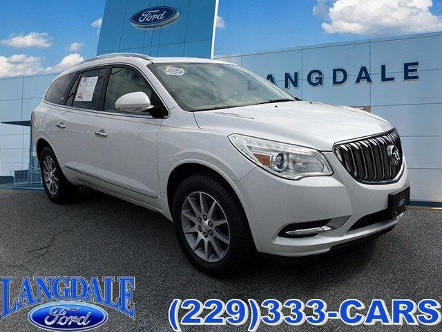 2016 Buick Enclave Leather Group Valdosta GA