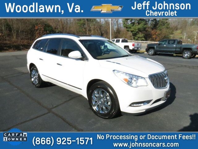 2016 Buick Enclave Leather Group Woodlawn VA
