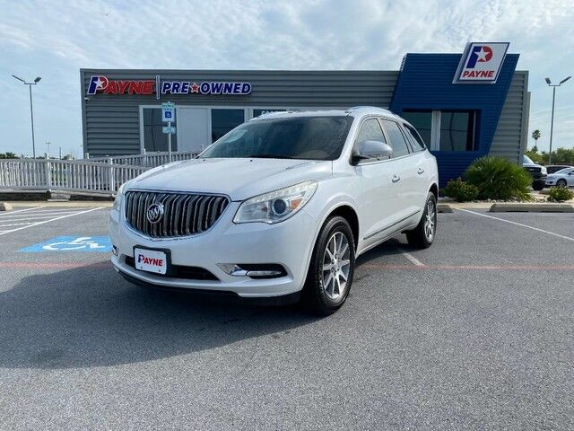2016 Buick Enclave Leather Harlingen TX