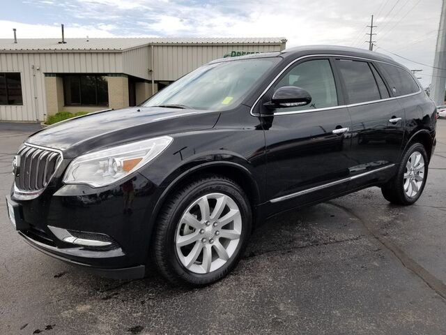 2016 Buick Enclave Premium Fort Wayne Auburn and Kendallville IN