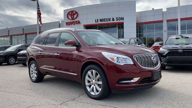 2016 Buick Enclave Premium Green Bay WI