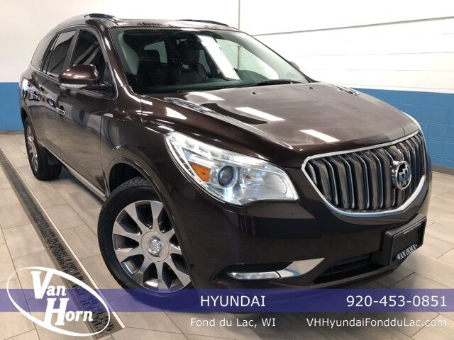 2016 Buick Enclave Premium Group Plymouth WI