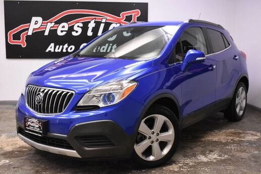2016 Buick Encore  Akron OH