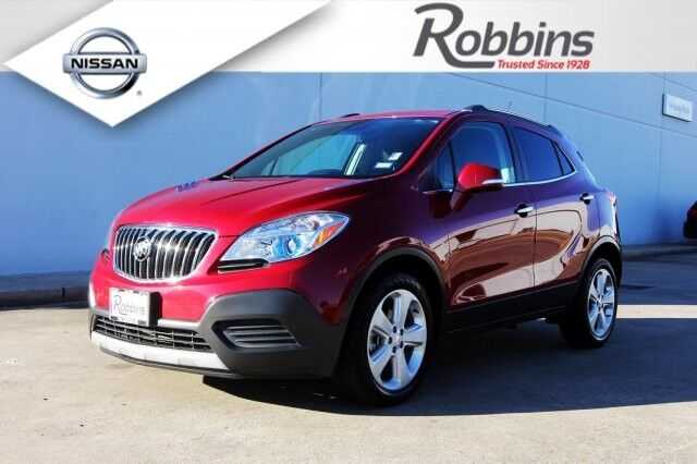 2016 Buick Encore  Houston TX