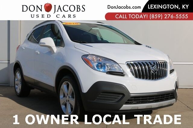 2016 Buick Encore  Lexington KY
