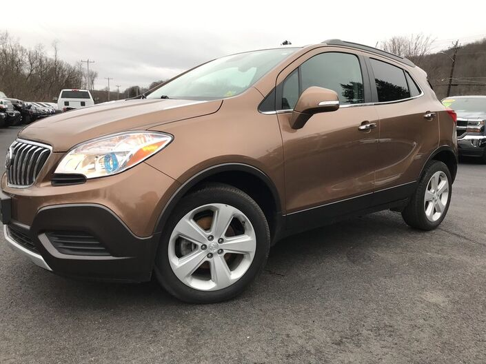 2016 Buick Encore  Rock City NY