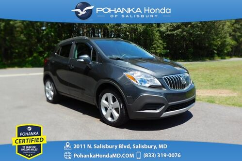 2016_Buick_Encore_** Pohanka Certified 10 Year / 100,000  **_ Salisbury MD