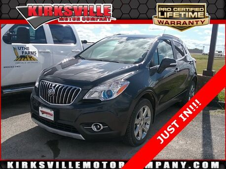 2016_Buick_Encore_AWD 4dr Leather_ Kirksville MO