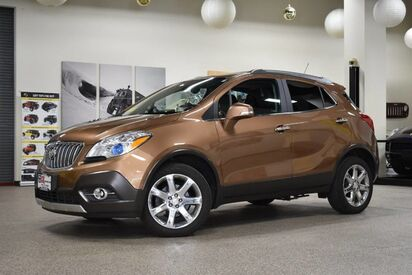 2016_Buick_Encore_AWD Leather_ Boston MA