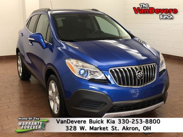 2016 Buick Encore Base Akron OH