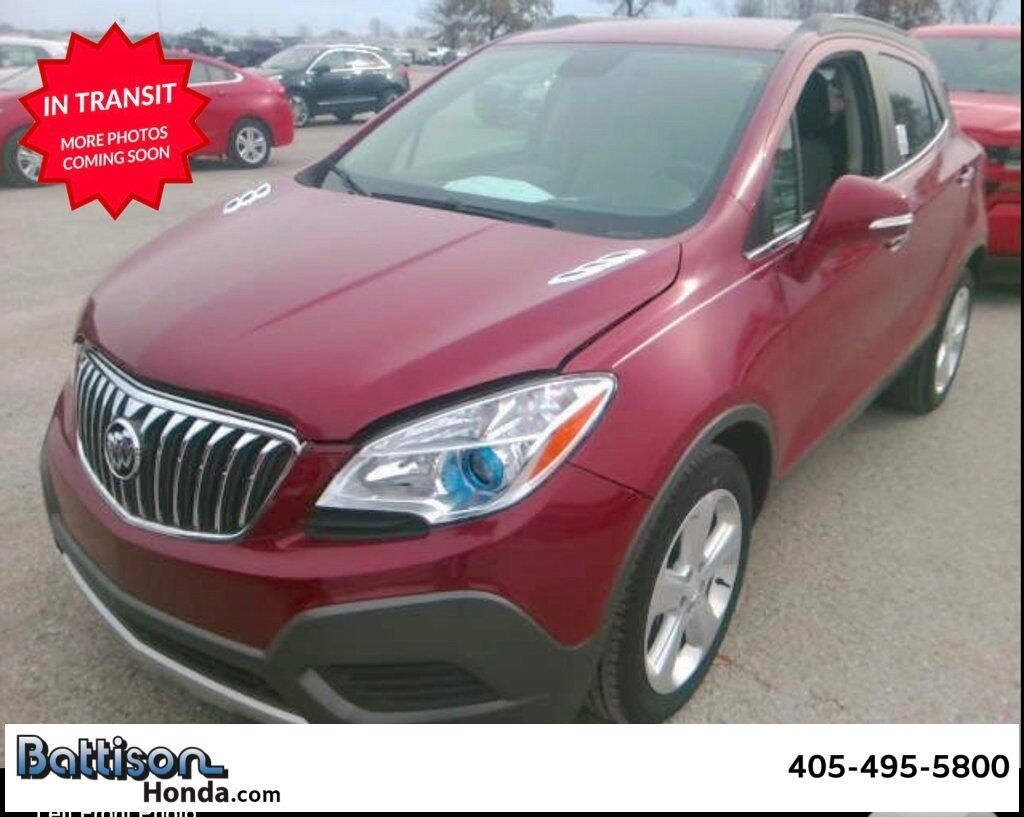 2016_Buick_Encore_Base_ Oklahoma City OK