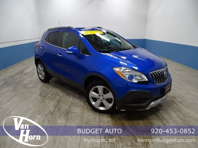 2016 Buick Encore Base Plymouth WI