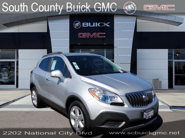 2016 Buick Encore Base San Diego County CA