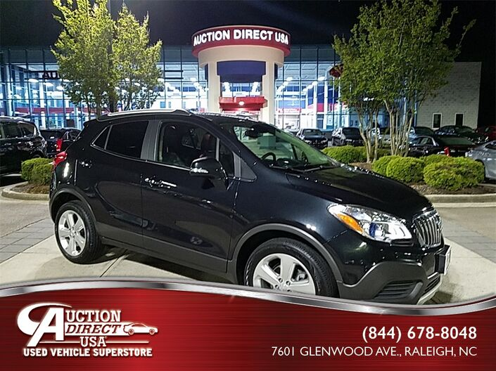 2016 Buick Encore Base Raleigh