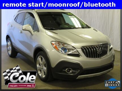 2016_Buick_Encore_Convenience_ Southwest MI