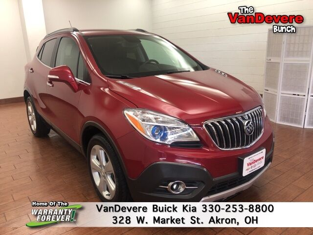 2016 Buick Encore Convenience Akron OH