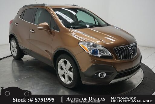 2016_Buick_Encore_Convenience BACK-UP CAMERA,BLIND SPOT,18IN WLS_ Plano TX