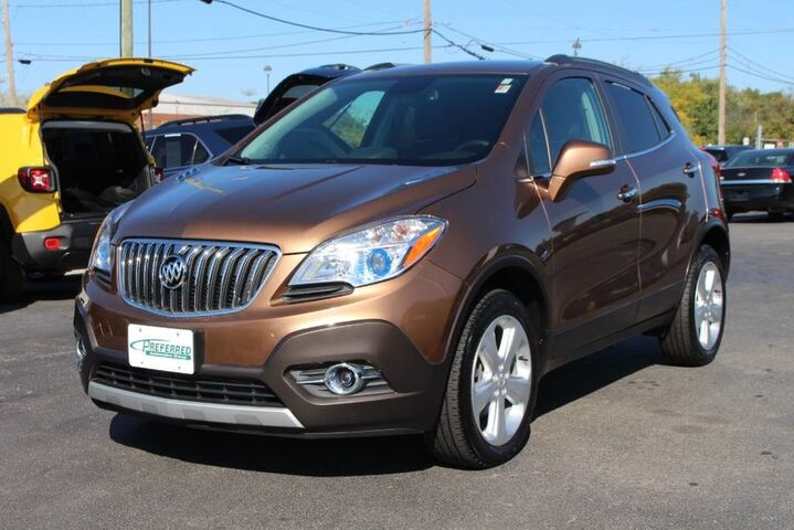 2016 Buick Encore Convenience Fort Wayne Auburn and Kendallville IN