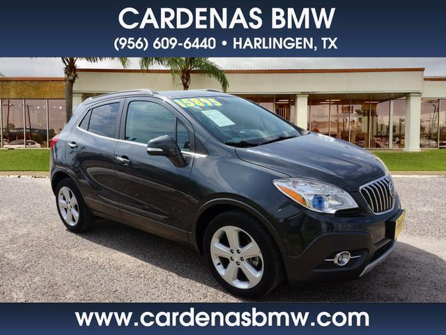 2016 Buick Encore Convenience Harlingen TX