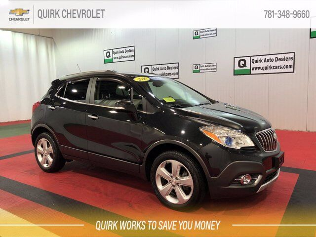 2016 Buick Encore Convenience Braintree MA