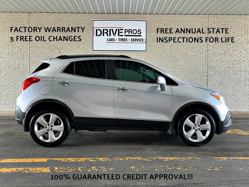 2016 Buick Encore FWD 4dr Charles Town WV