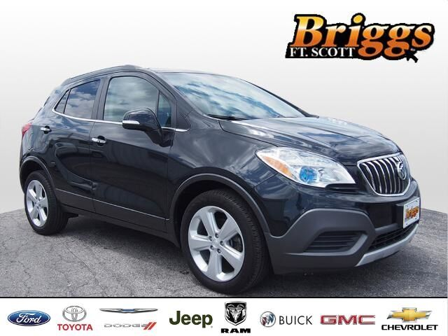 2016 Buick Encore FWD 4dr Fort Scott KS